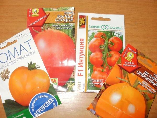позднеспелые томаты