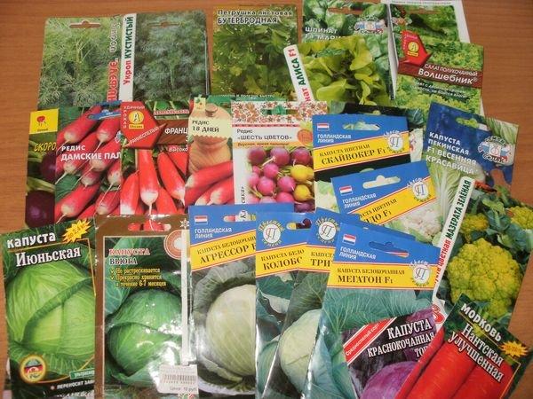 Семена, которые надо сажать на майские праздники