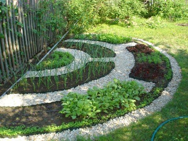 Миниатюрный модульный огород