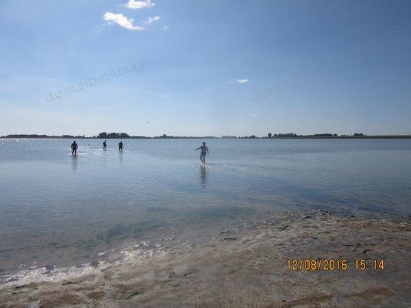 Озеро Островное - «Бабушкан»