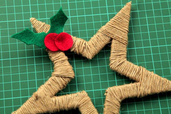 Как сделать елку из ткани и картона - РусАвто такси