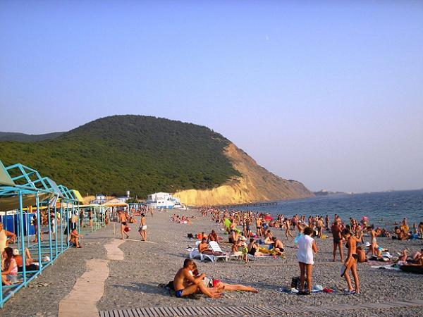 11 самых чистых пляжей Анапы и ее окрестностей