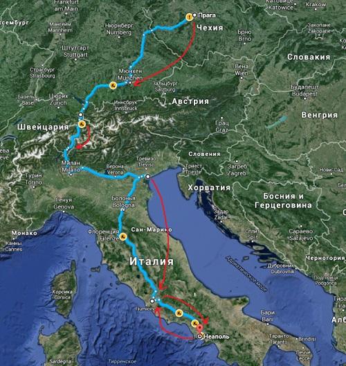 Лучшие маршруты для путешествия на велосипеде
