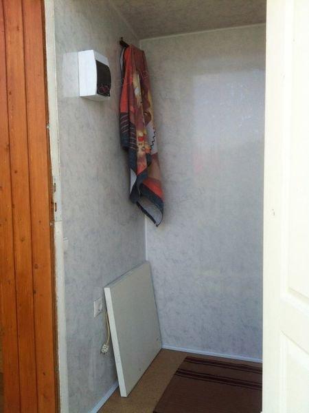 двойной дачный туалет с душем