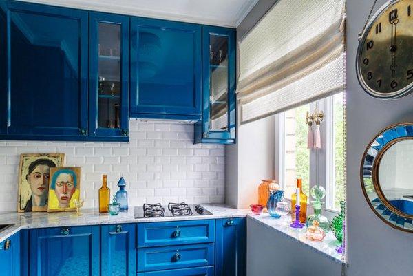замена ручек на кухонном гарнитуре