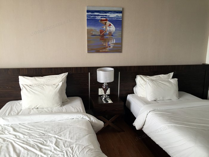 Отель Dessole Sea Lion Beach Resort & Spa 4*