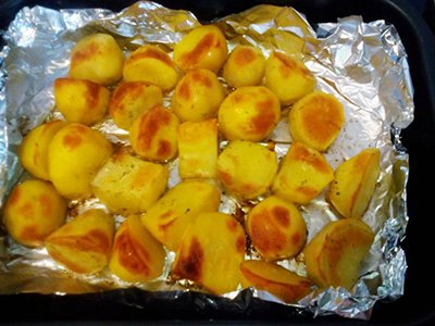 Запеченный картофель. Рецепты от сибмам с фото