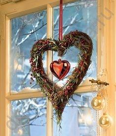 Просмотров: 330.  Предыдущая. окно, новый год, декор окна.  Следующая.