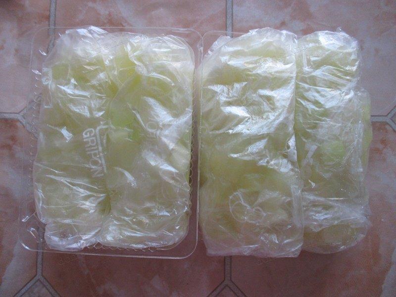 Заморозка овощей на зиму. Советы от ИРРА
