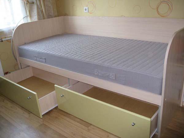 Детская кровать своим руками фото