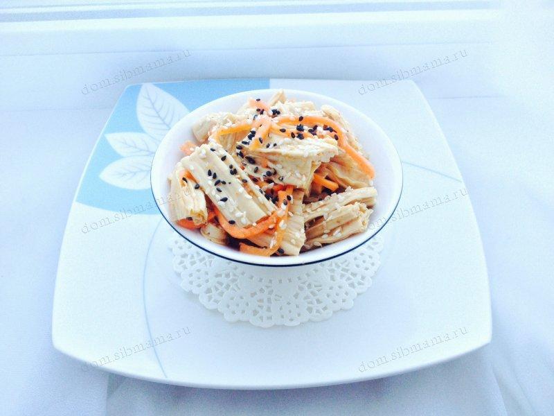 Салаты по-корейски (без майонеза). Проверенные рецепты от Сибмам с фото