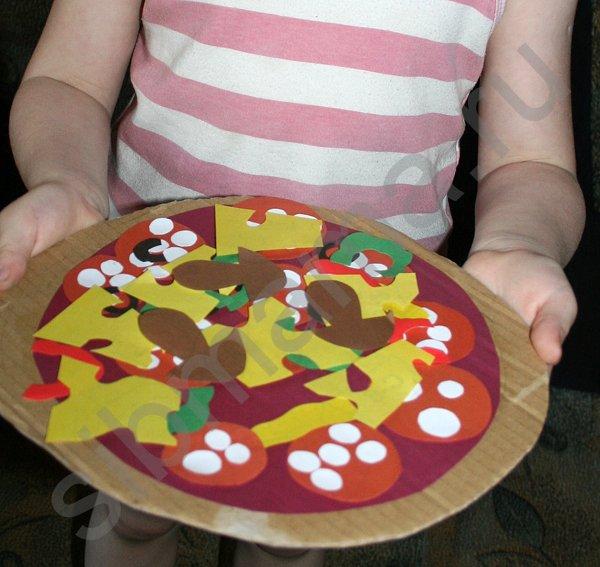 пицца картинки для поделок это мера длины