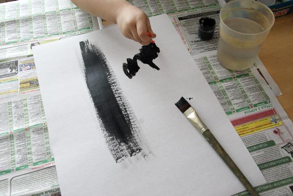 Елки из бумаги своими руками легкие
