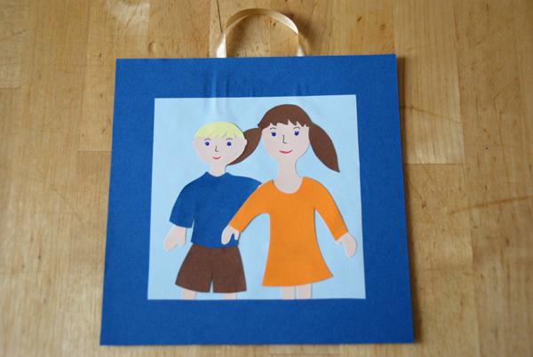 Открытка для дедушки своими руками рисунок