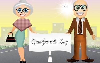 День бабушек и дедушек, когда день бабушек и дедушек, день бабушек и дедушек открытки, день бабушек и дедушек стихи
