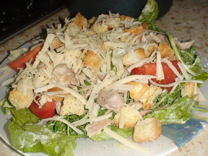 кулинария рецепты салатов и закуски