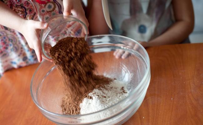 рецепт печенья для приготовления с детьми