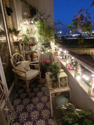 20 идей для летнего балкона