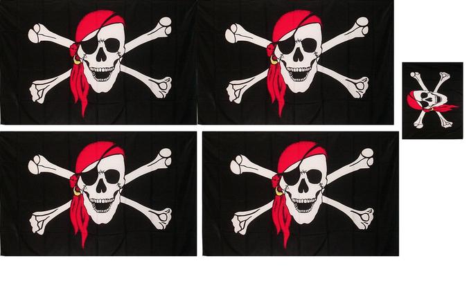 Атрибуты своими руками к пиратской вечеринке