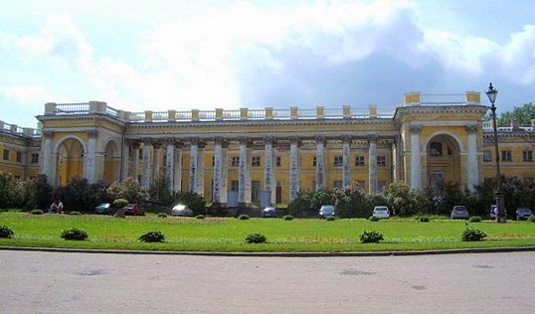 Пригороды санкт петербурга достопримечательности