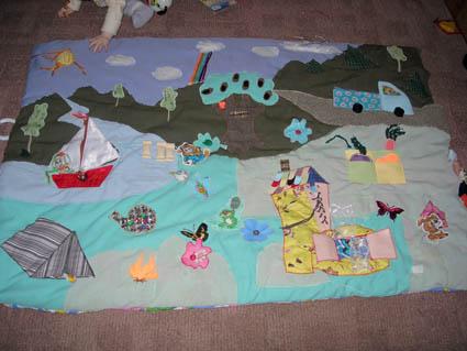 Одеяло для ребенка своими руками фото